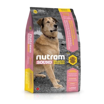 S6 Nutram Sound Adult Dog 13,6 Kg