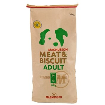 MAGNUSSON Meat&Biscuit ADULT 2 Kg