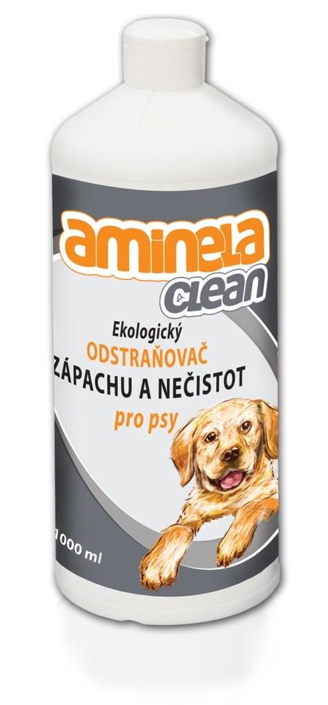 Aminela Clean Ekologický odstraňovač zápachu a nečistot pro psy 1 L