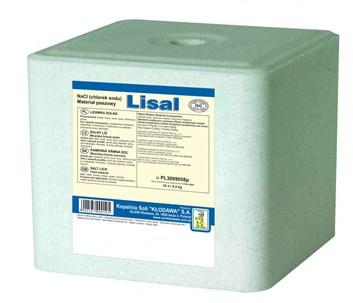 Solný liz LISAL  10 Kg