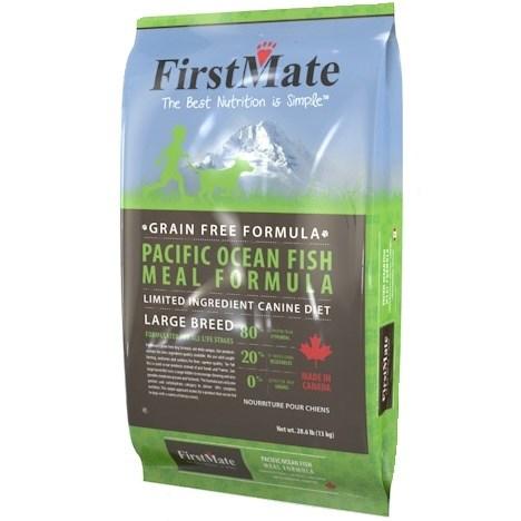 FirstMate Pacific Ocean Fish Large Breed 6,6 Kg