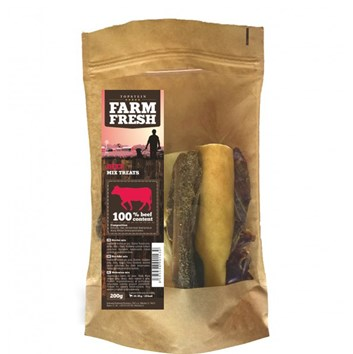 Farm Fresh Beef mix treats 200 g