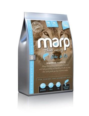 Marp Variety Slim and Fit - s bílou rybou 12 Kg