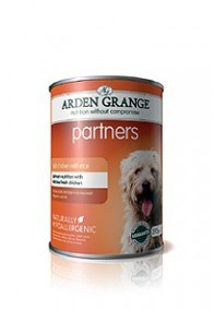 Arden Grange Partners Fresh Chicken, Rice & Vegetables  395 g