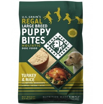 Regal Puppy Bites Large Breed 27,2 Kg (2 x 13,6 Kg)
