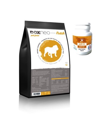 Doxneo Fresh - Weight Control 2,5 Kg + SUM FIT 50 tbl