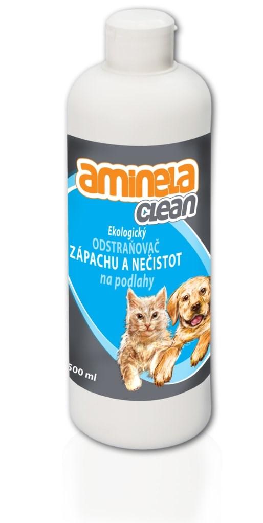 Aminela Clean Ekologický odstraňovač zápachu na podlahy 500 ml