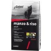 Golosi Cat Manzo & Riso 400 g