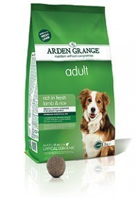Arden Grange Adult: rich in fresh lamb & rice  12 Kg