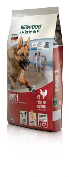 BEWI DOG Sport - rich in poultry 800 g