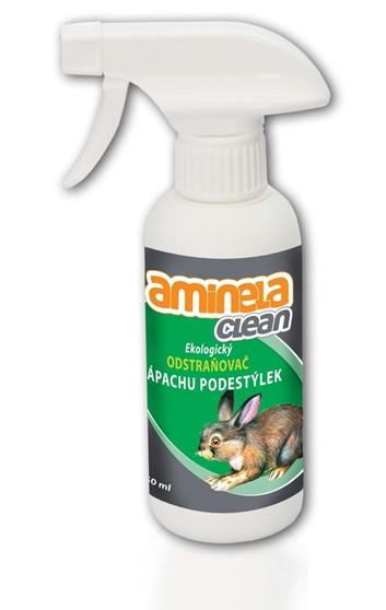 Aminela Clean Ekologický odstraňovač zápachu podestýlek 250 ml