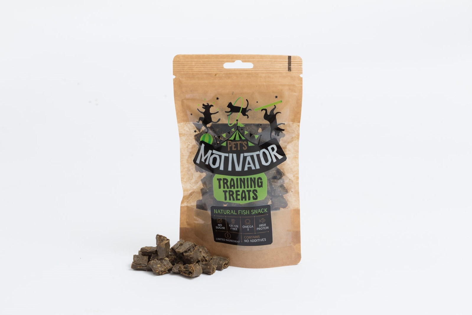 Pet`s Motivator TRAINING TREATS  90 g