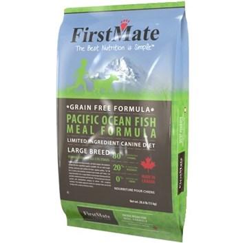 FirstMate Pacific Ocean Fish Large Breed 1 Kg