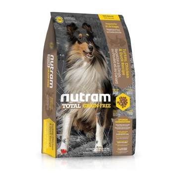 T23 Nutram Total GrainFree Turkey Chicken Duck, Dog 13,6 Kg