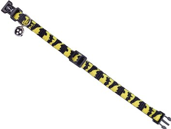 Nobby obojek pro kočku tygr žlutá 1 ks