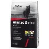 Golosi Cat Manzo & Riso 20 Kg