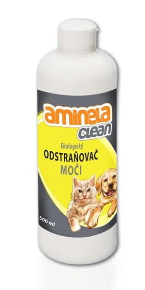 Aminela Clean Ekologický odstraňovač moči 500 ml