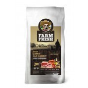 Farm Fresh – Lamb & Rabbit Adult Large Breed Grain Free 25 Kg ( 15 Kg + 10 Kg )