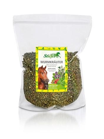 Stiefel Směs bylin proti červům (Sáček, 1 Kg řezané byliny)