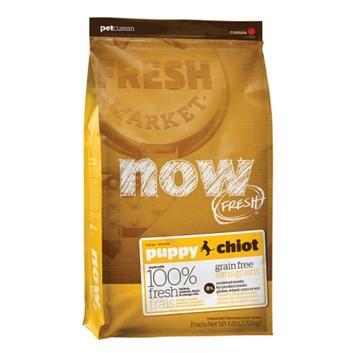 NOW FRESH Grain Free Puppy 2,72 Kg