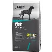 Golosi Dog Fish all breeds 3 Kg