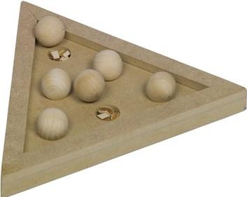 Nobby BrainBoard Small Ball interaktivní hračka pro kočky 24 cm