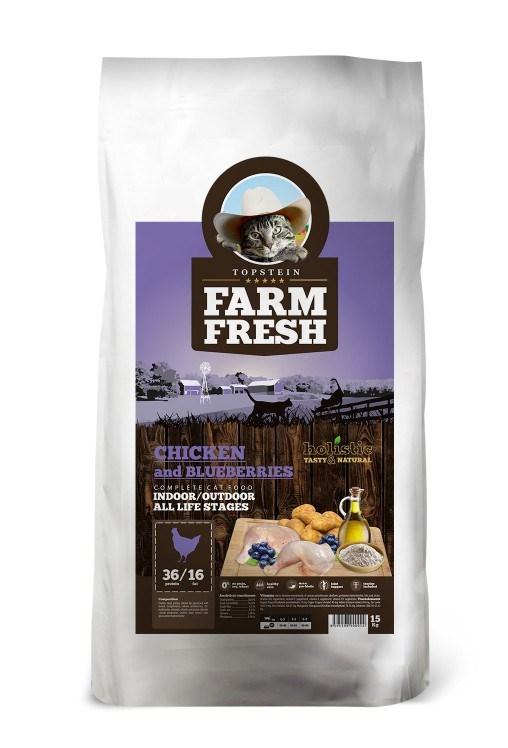 Farm Fresh Chicken and blueberries 2 Kg