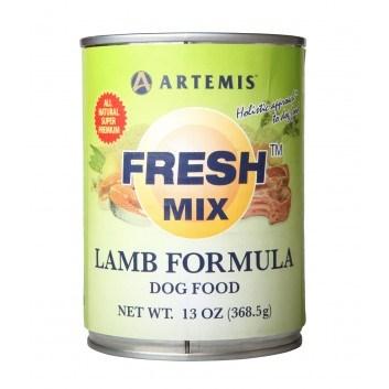 Artemis Fresh Mix Lamb Dogs 370g