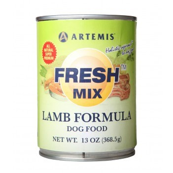 Artemis Fresh Mix Lamb Dogs 370g