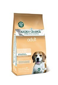Arden Grange rich in fresh Pork & rice 12 Kg