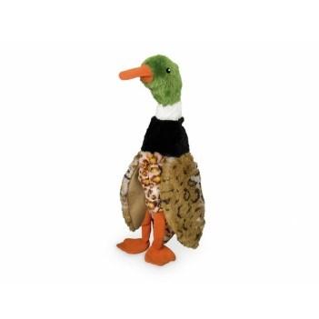 Nobby Duck plyšová divoká kachna zelená 34 cm 1 ks