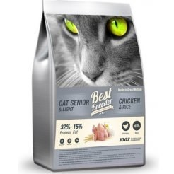 Best Breeder Senior Cat / Light Chicken 7,5 Kg
