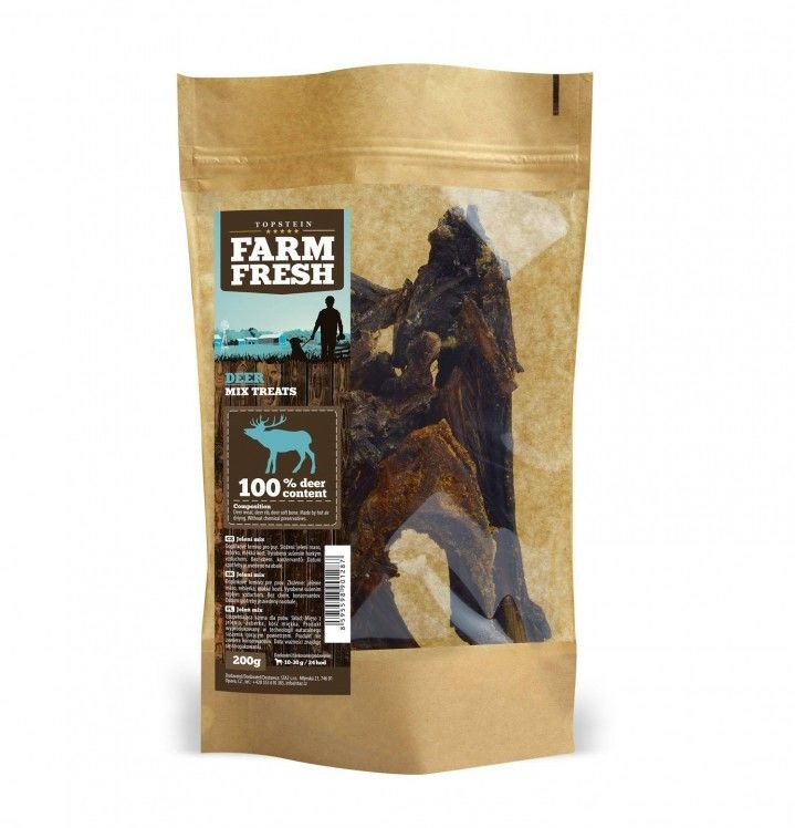 Farm Fresh Deer mix treats  200 g
