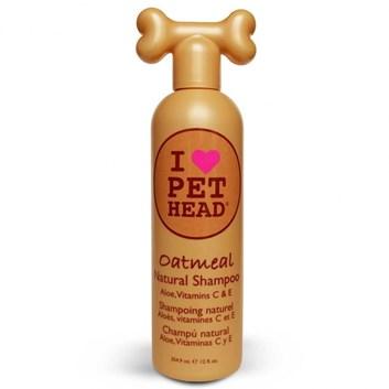 Pet Head Oatmeal přírodní šampon 354 ml