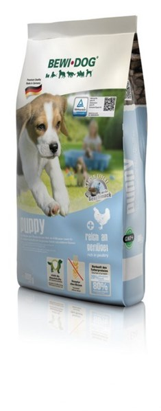 BEWI DOG Puppy - rich in poultry 12,5 Kg