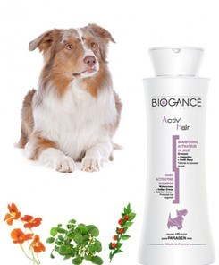 Biogance šampón Activ Hair 250 ml