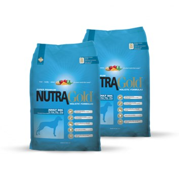 DVOJBALENÍ Nutra Gold Holistic Adult Dog 15 Kg
