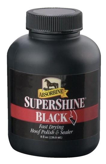 Absorbine SuperShine Lesk Na Kopyta černý, balení 237 g