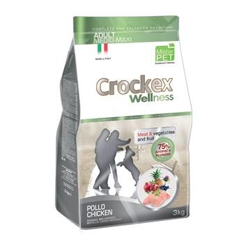 Crockex Adult kuře s rýží 12 Kg
