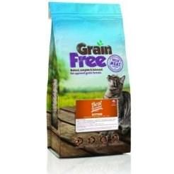 Best Breeder Grain Free Kitten Freshly Prepared Chicken 2 Kg