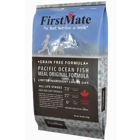 FirstMate Pacific Ocean Fish Original 26 Kg ( 2 x 13 Kg )