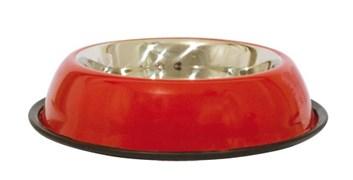 Miska pro psy červená 21 cm 0,45 l
