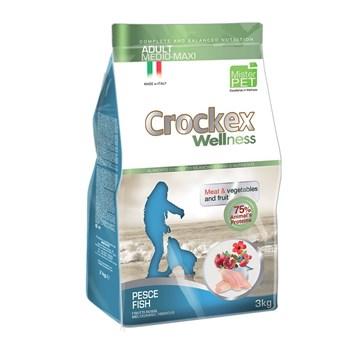 Crockex Adult sezónní ryby s rýží 12 Kg