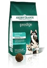 Arden Grange Prestige: rich in fresh chicken  24 Kg ( 2 x 12 Kg )