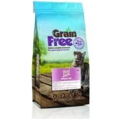 Best Breeder Grain Free Adult Cat Freshly Prepared Salmon 7,5 Kg