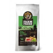 Farm Fresh – Adult Lamb & Peas Grain Free 15 Kg