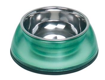 Nobby Diva Clear miska v zeleném pouzdře 200 ml