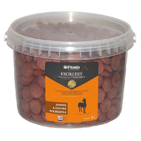 Kroketky mrkvové s vit. E 0,5 Kg