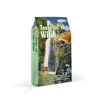 TASTE OF THE WILD Rocky Mtn Feline 6,6 Kg