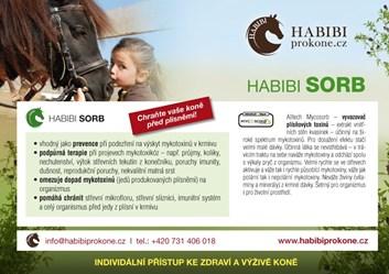 HABIBI-SORB 1,4 Kg  93 DNÍ